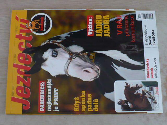 Jezdectví 10 (2012) ročník LX.
