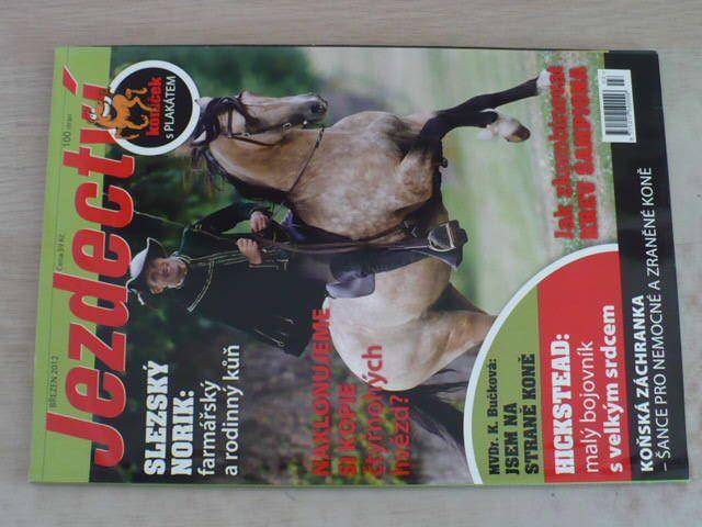 Jezdectví 3 (2012) ročník LX.