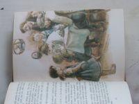 Kutinová - Gabra a Málinka 1,2,3-4 (1970) 3 knihy