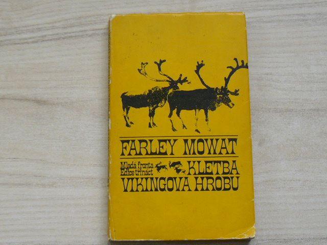 Mowat - Kletba vikingova hrobu (1972) edice Třináct