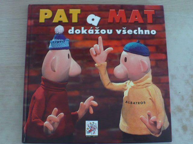 Pat a Mat dokážou všechno (2008)