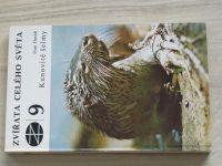 Zvířata celého světa 9 - Heráň - Kunovité šelmy (1982)