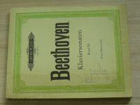 Beethoven -  Klaviersonaten Band III. Nr. 1801c (nedatováno)