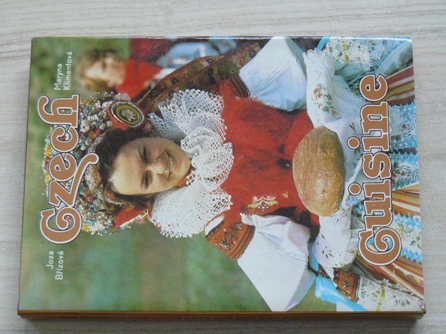 Břízová, Klimentová - Czech Cuisine (1985) anglicky, Česká kuchyně