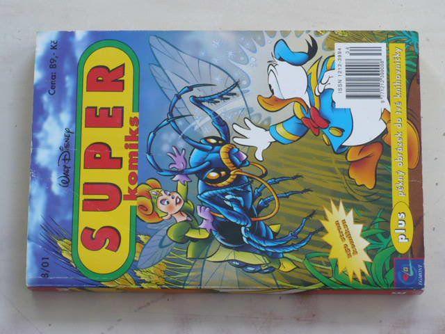 Disney - Super komiks 8 (2001) 34. díl