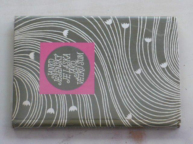 Jesenský - Je láska jako větru šum (1972)