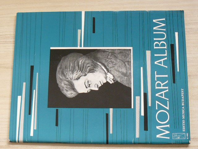 Mozart Album - Zongorára fur Klavier (nedatováno)