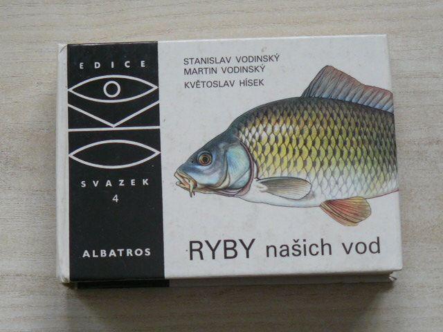 OKO 4 - Vodinský - Ryby našich vod (1989)