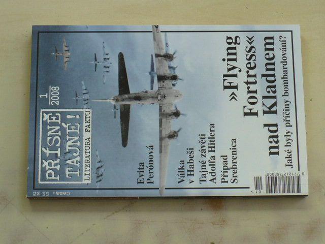 Přísně tajné! Literatura faktu 1 - Flying Fortress nad Kladnem - Jaké byly příčiny bombardování?