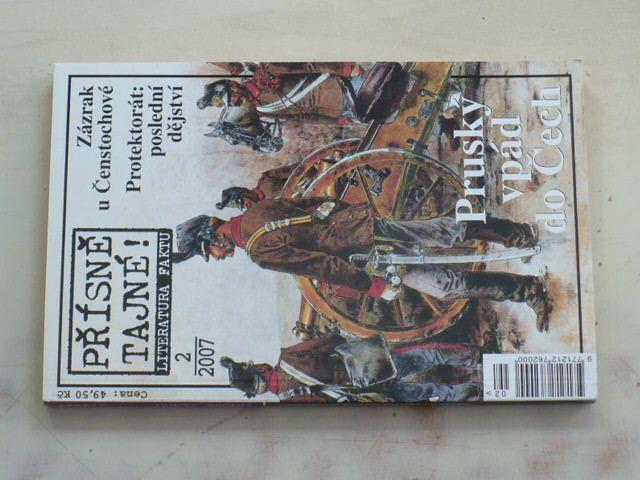 Přísně tajné! Literatura faktu 2 - Pruský vpád do Čech (2007)