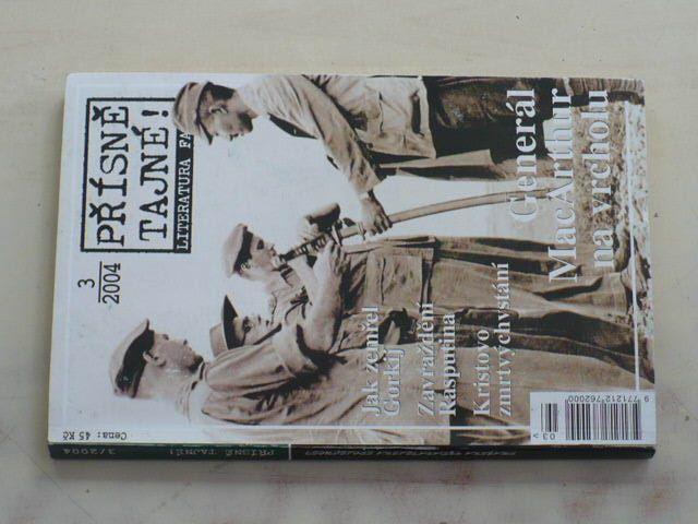 Přísně tajné! Literatura faktu 3 - Generál MacArthur na vrcholu (2004)