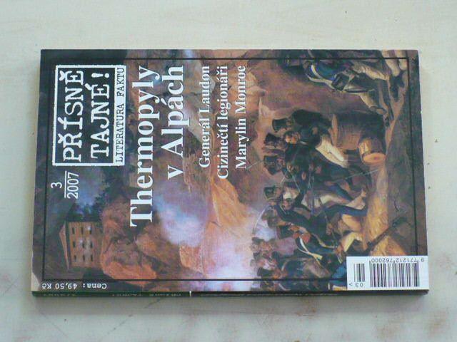 Přísně tajné! Literatura faktu 3 - Thermopyly v Alpách (2007)