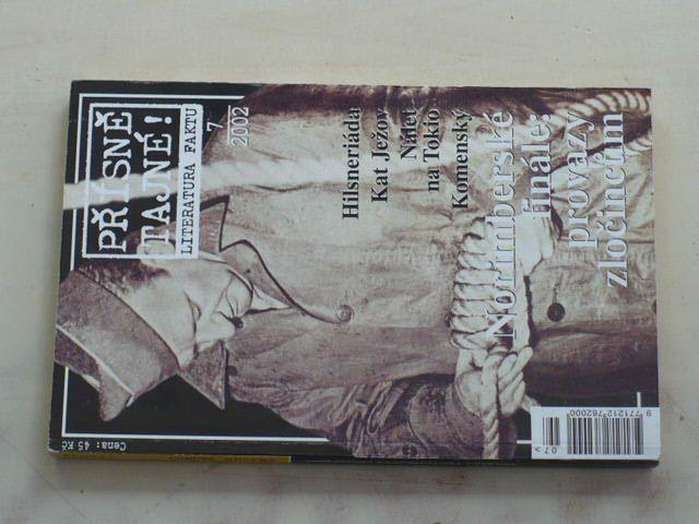 Přísně tajné! Literatura faktu 7 - Norimberské finále: provazy zločincům (2002)