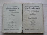 Machytka - Theorie, výpočet a konstrukce elektrických strojů a přístrojů silnoproudých (I.II.)