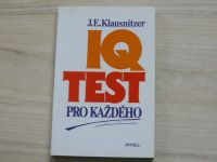 Klausnitzer - IQ test pro každého (1998)