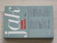 Toman - Jak dobře mluvit (1981)