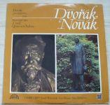 """A. Dvořák-V. Novák - České Trio – Dumky Pro Klavírní Trio / Klavírní Trio D Moll """"Quasi Una Ballata"""" (1972)"""