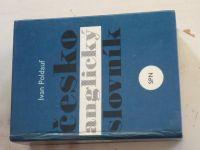 Poldauf - Česko anglický slovník (1972)