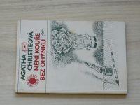 Agatha Christieová - Není kouře bez ohýnku (1982)