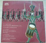 P. I. Čajkovskij / M. I. Glinka / A. P. Borodin – Česká filharmonie, Karel Ančerl – Slavnostní předehra 1812 / Italské Capriccio / Ruslan a Ludmila, Předehra / Ve střední Asii (1973)