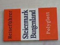 Polyglott - Reiseführer - Steiermark Burgenland (1967)