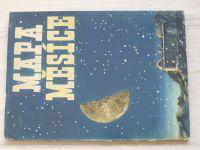 Mapa Měsíce 1 : 5 000 000 (1960)