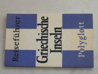Polyglott - Reiseführer - Griechische Inseln (1970)