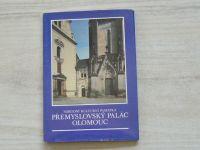 Přemyslovský palác v Olomouci (1995) 15 pohlednic