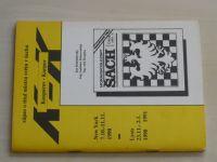 Kalendovský, Dobrovolský, Krajina - Kasparov - Karpov - zápas o titul mistra světa v šachu (1991)
