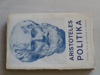 Aristoteles - Politika (1939)