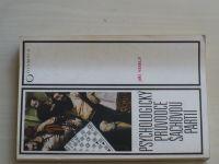 Veselý - Psychologický průvodce šachovou partií (1987)