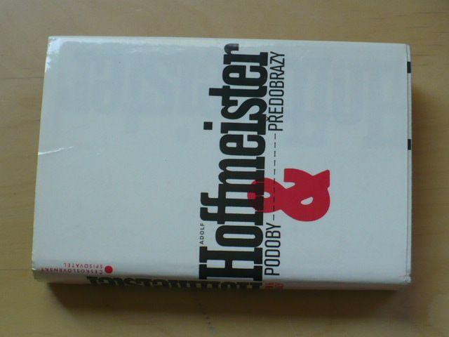 Hoffmeister - Podoby-----&----předobrazy (1988)