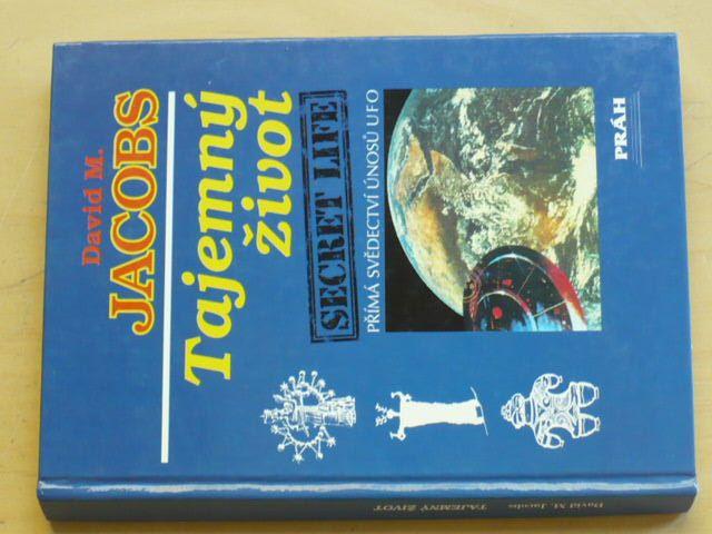 Jacobs - Tajemný život - Přímá svědectví únosů UFO (1992)