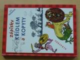 Peřinová - zápisky KŘÍDLEM a KOPYTY (2004)