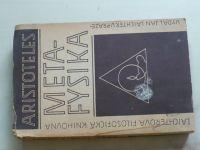 Aristoteles - Metafyzika (1946)
