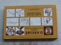 Hrdina - O kresbě - Základy kreslířských technik (1982)