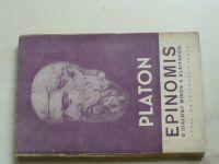 Platon - Epinomis s dialogy Minos a Kleitofon (1942)