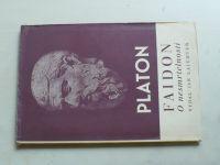 Platon - Faidon - O nesmrtelnosti (1941)
