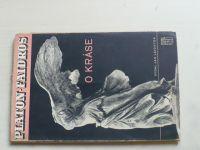 Platon - Faidros - O kráse (1948)