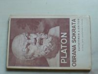 Platon - Obrana Sokrata, Euthyfron a Krition (1942)