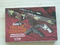Hogg - Jane´s - Palné zbraně - Příručka pro rozpoznávání - Pistole, pušky, samopaly  (1999)
