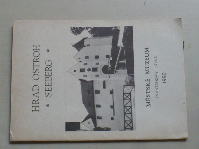 Hrad Ostroh - Seeberg (1990)