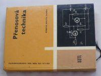 Kábele - Přenosová technika (1965)
