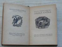 Poppenberg - Dámská knížka, Schwob - Mimi - Křížová výprava dětí, Reyles - Metafyzika zlata