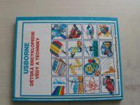 Craigová, Rosney - Usborne - Dětská encyklopedie vědy a techniky (1993)