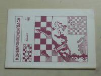 Korespondenční šach 1 (1992) ročník II.