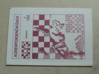 Korespondenční šach 2 (1992) ročník II.