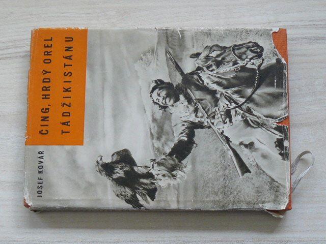 Kovář - Čing, hrdý orel Tadžikistánu (SNDK 1959) il. Burian