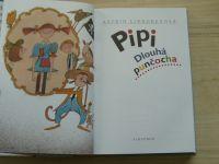 Lindgrenová - Pipi Dlouhá punčocha (2011) il. Adolf Born
