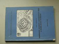 Vošahlík - Památkové hodnoty historických měst a teorie jejich ochrany (1988)